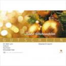 nagyker Üdvözlőkártyák: A kupon Fleur 17x11cm, Karácsony 17,2x11,4cm,